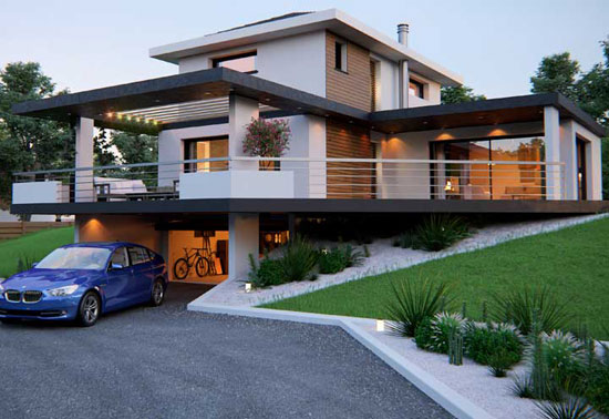 Construction maison alsace constructeur maisons st phane - Maison et style avis ...