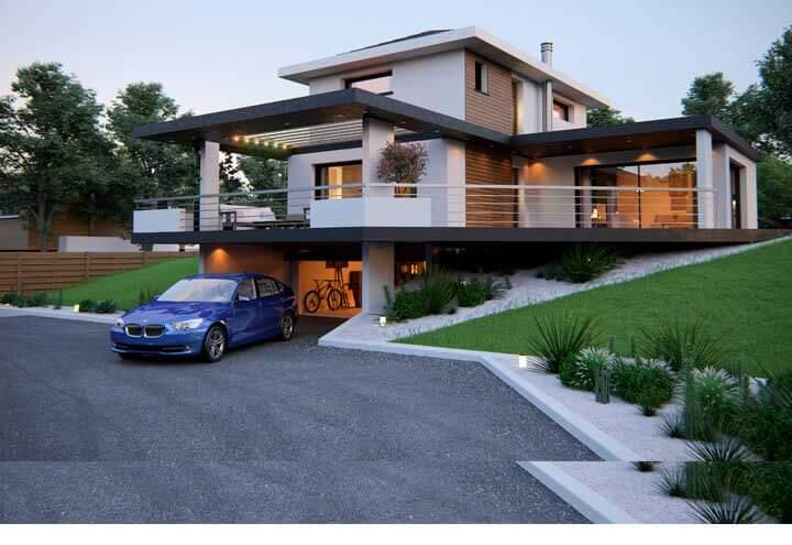 Construction maison alsace constructeur maisons st phane for Constructeur de maison en bois en haute normandie