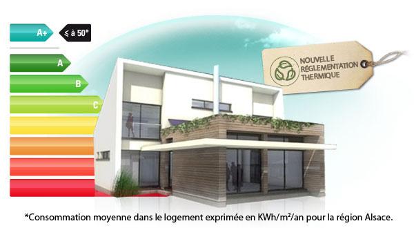 Latest construisez votre maison rt avec les maisons for Prix maison neuve rt 2012