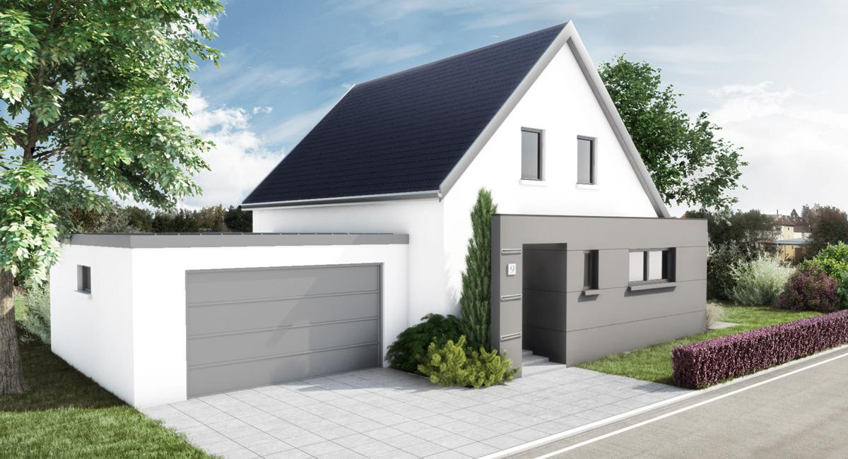 Nouvelle vie1 maisons st phane berger - Maison stephane berger ...