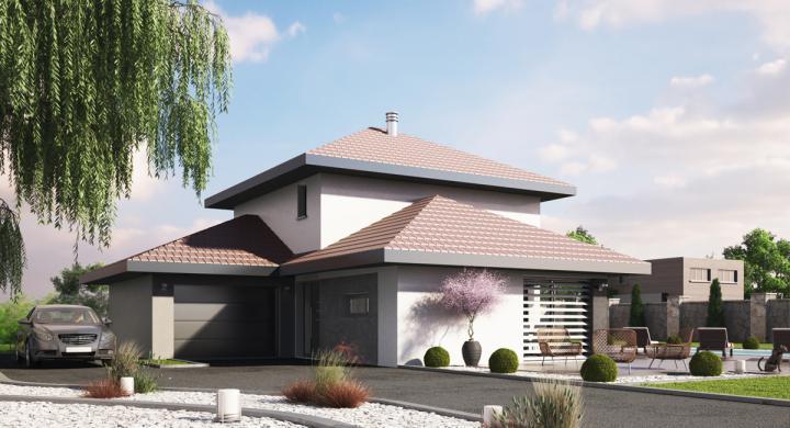 Mulhouse REBBERG , maison haut de gamme dans secteur privilégié .