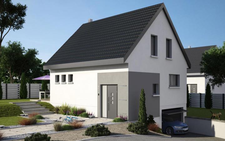 Votre nouvelle maison : une création Stéphane Berger