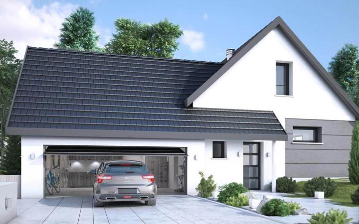 Keog nouveau maisons st phane berger for Batir sa maison