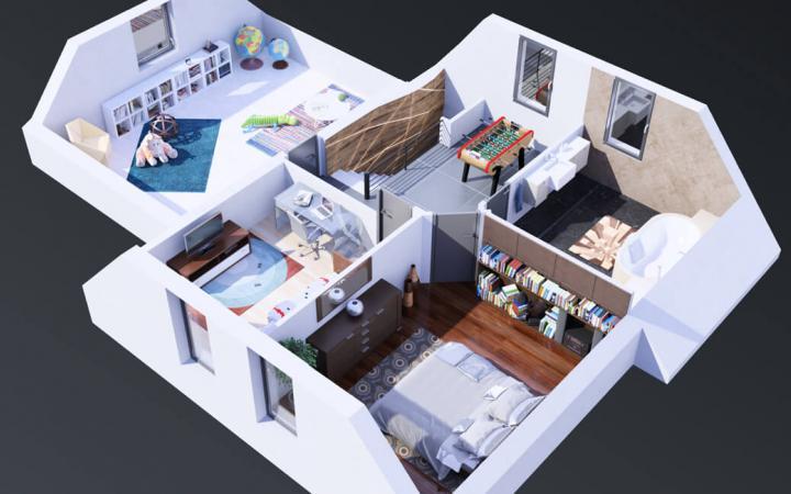 Idee 403 maisons stéphane berger